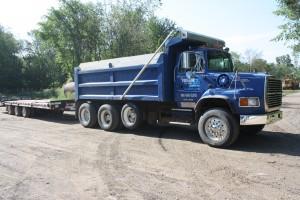 Dump truck Grand Rapids MI