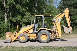 1999 416 C Backhoe Grand Rapids MI