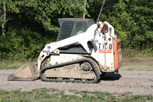 Grand Rapids excavating and snow removal equipment