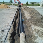 commercial culvert repair before