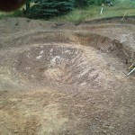 inground residential pool excavation Grand Rapids MI