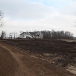 New construction and landscape excavating