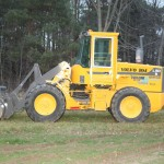 Commercial excavating bucket loader services Grand Rapids MI