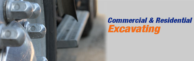 Commercial and residential excavating Grand Rapids, MI