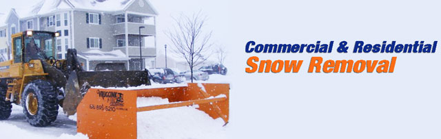 Commercial and residential snowplowing Grand Rapids, MI